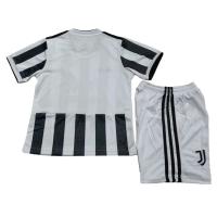 Juventus Kid's Soccer Jersey Home Kit (Jersey+Short) 2021/22