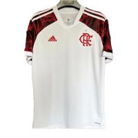 Flamengo Soccer Jersey Away Replica 2021/22