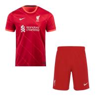 Liverpool Soccer Jersey Home Kit (Jersey+Short) 2021/22