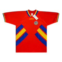 Romania Retro Soccer Jersey Away Replica World Cup 1994
