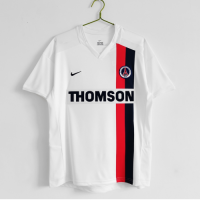 PSG Soccer Jersey Away Retro Replica 2002/03