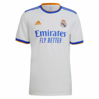 Real Madrid Soccer Jersey Home Replica 2021/22