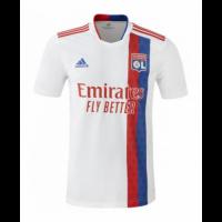 Olympique Lyonnais Soccer Jersey Home Replica 2021/22