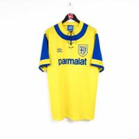 Parma Retro Soccer Jersey Away Replica 1993/95