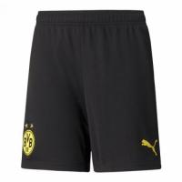 Borussia Dortmund Soccer Short Home Replica 2021/22
