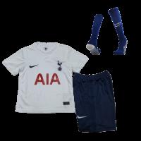 Tottenham Hotspur Kid's Soccer Jersey Home Kit(Jersey+Short+Socks) 2021/22