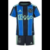 Ajax Kid's Soccer Jersey Away Kit (Jersey+Short) 2021/22