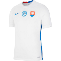 Slovakia Soccer Jersey Away Replica 2020