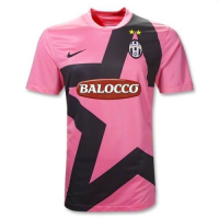 Juventus Retro Soccer Jersey Away Replica 2011/12