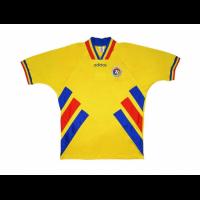 Romania Retro Soccer Jersey Home Replica World Cup 1994