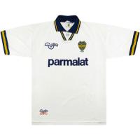 Boca Juniors Retro Soccer Jersey Away Replica 1995