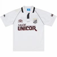 Santos FC Retro Soccer Jersey Home Replica 1997