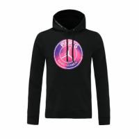 PSG Sweater Hoodie Black 2021/22