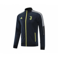 Juventus Anthem Jacket Navy 2021/22