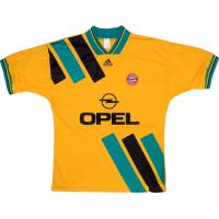 Bayern Munich Retro Soccer Jersey Away Replica 1993/95