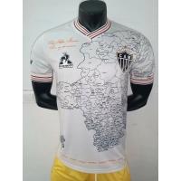 Atlético Mineiro Soccer Jersey Commemorative Replica 2021/22