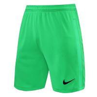 Liverpool Soccer Short Goalkeeper Green Replica 2021/22