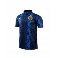 Inter Milan Core Polo Shirt 2021/22