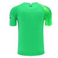 Liverpool Soccer Jersey Goalkeeper Green Replica 2021/22