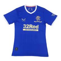 Glasgow Rangers Soccer Jersey Home Replica 2021/22
