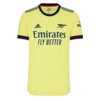 Arsenal Soccer Jersey Away (Player Version) 2021/22