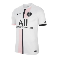 PSG Soccer Jersey Away (Player Version) 2021/22