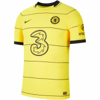 Chelsea Soccer Jersey Away (Player Version) 2021/22