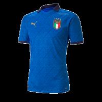 Italy Soccer Jersey Home Euro 2020 Final Version Replica