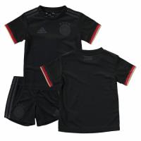 Germany Kid's Soccer Jersey Away Kit (Shirt+Short) 2021