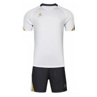 Kelme Customize Team Soccer Jersey Kit (Shirt+Short) Whtie - 1004