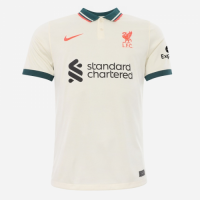 Liverpool Soccer Jersey Away Replica 2021/22
