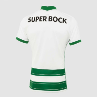 Sporting Lisbon Soccer Jersey Home Replica 2021/22