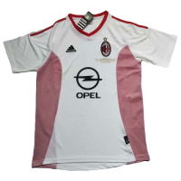 AC Milan Retro Soccer Jersey Away Replica 2002/03