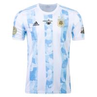 Argentina Soccer Jersey Home Copa America 2021 Final Version Replica