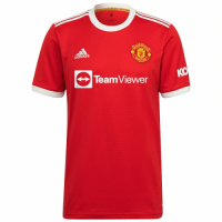 Manchester United Soccer Jersey Home Replica 2021/22