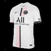 PSG Soccer Jersey Away Replica 2021/22