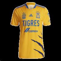 Tigres UANL Soccer Jersey Home Replica 2021/22