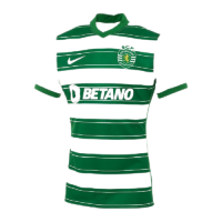 Sporting Soccer Jersey Home (Player Version) 2021/22