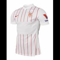 Sevilla Soccer Jersey Home Replica 2021/22