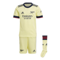 Arsenal Soccer Jersey Away Kit(Jersey+Short+Socks) Replica 2021/22