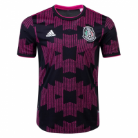 Mexico Soccer Jersey Home (Player Version) 2021