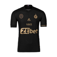 AS Saint-Etienne Soccer Jersey Third Away Replica 2021/22