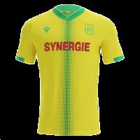 Nantes Soccer Jersey Home Replica 2021/22