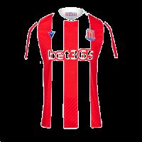 Stoke City Soccer Jersey Home Replica 2021/22