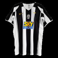 Juventus Retro Soccer Jersey Home Replica 2004/05