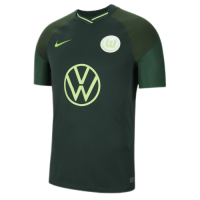 Wolfsburg Soccer Jersey Away Replica 2021/22