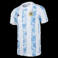 2021 Argentina Home Soccer Jerseys Shirt
