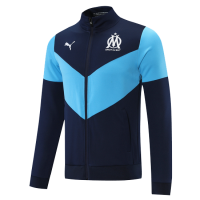 Marseilles Anthem Jacket Navy 2021/22