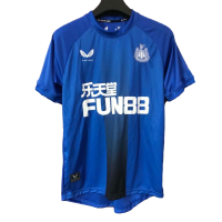 Newcastle Soccer Jersey Training Blue Replica 2021/22