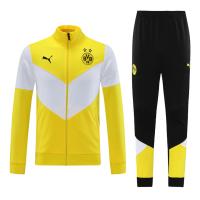 Borussia Dortmund Training Kit (Jacket+Pants) Yellow&White 2021/22
